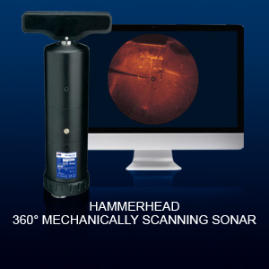 Hammerhead 360deg Mechanically Scanning Sonar
