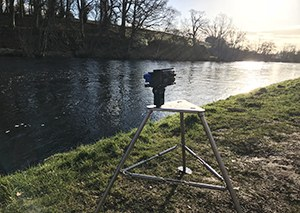 Tritech International Completes Fish Detection Trial with Forth Rivers Trust