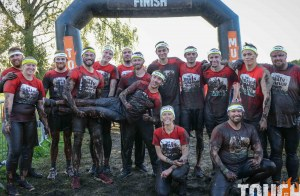 Tritech Staff Get Muddy for Charity