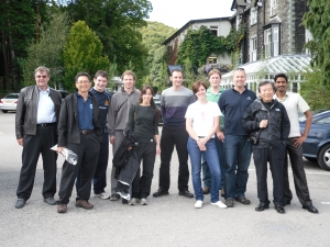 Tritech Hosts Distributor Seminar in the Lake District
