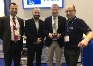 World's Smallest Multibeam Sonar - First Unit Delivered