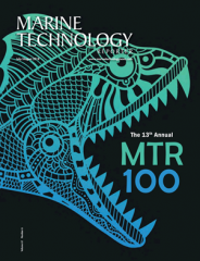 Tritech International and Moog Focal recognised among the Top 100 Subsea Companies by Marine Technology Reporter