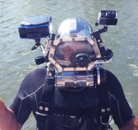 Diver Mounted Display