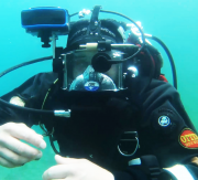 Diver Mounted Display (DMD)